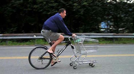 Cartbike