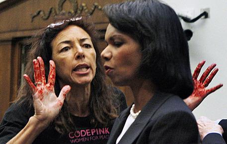 Blotrot waren die Condoleezza Rice 1