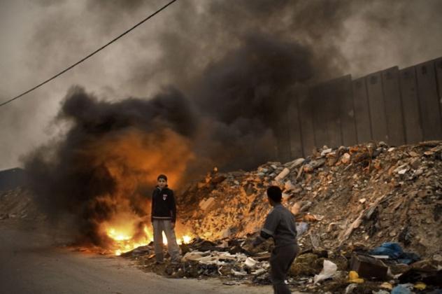 Gaza-feuer