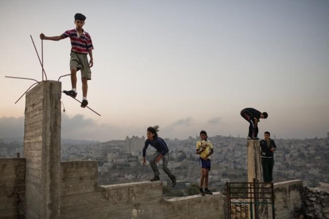 Gaza-spielplatz