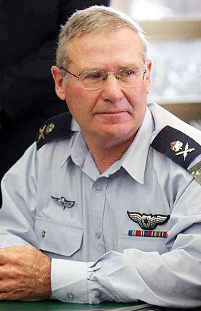 Major-General Amos Yadlin